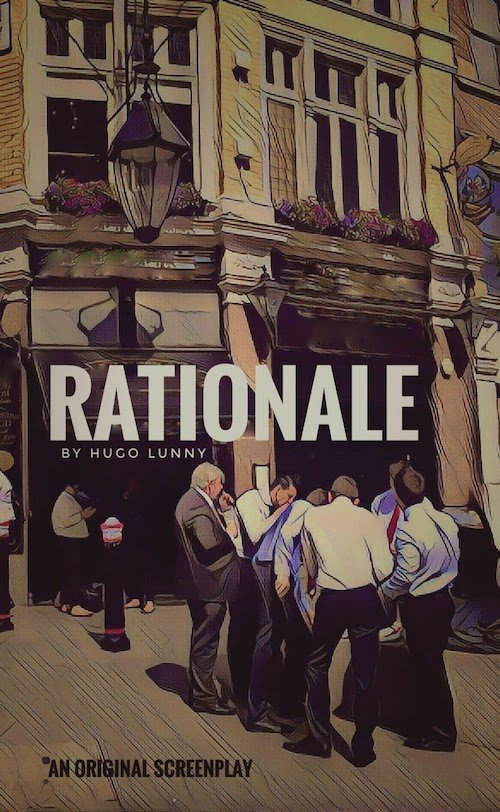 Rationale original screenplay