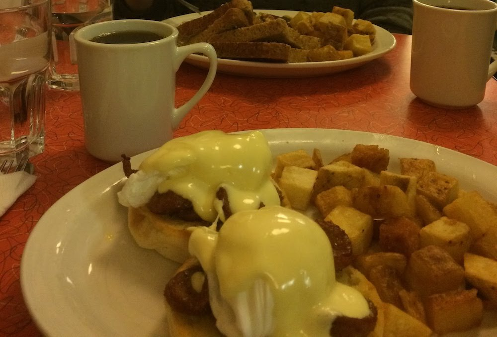 Hot Sauce & Hollandaise