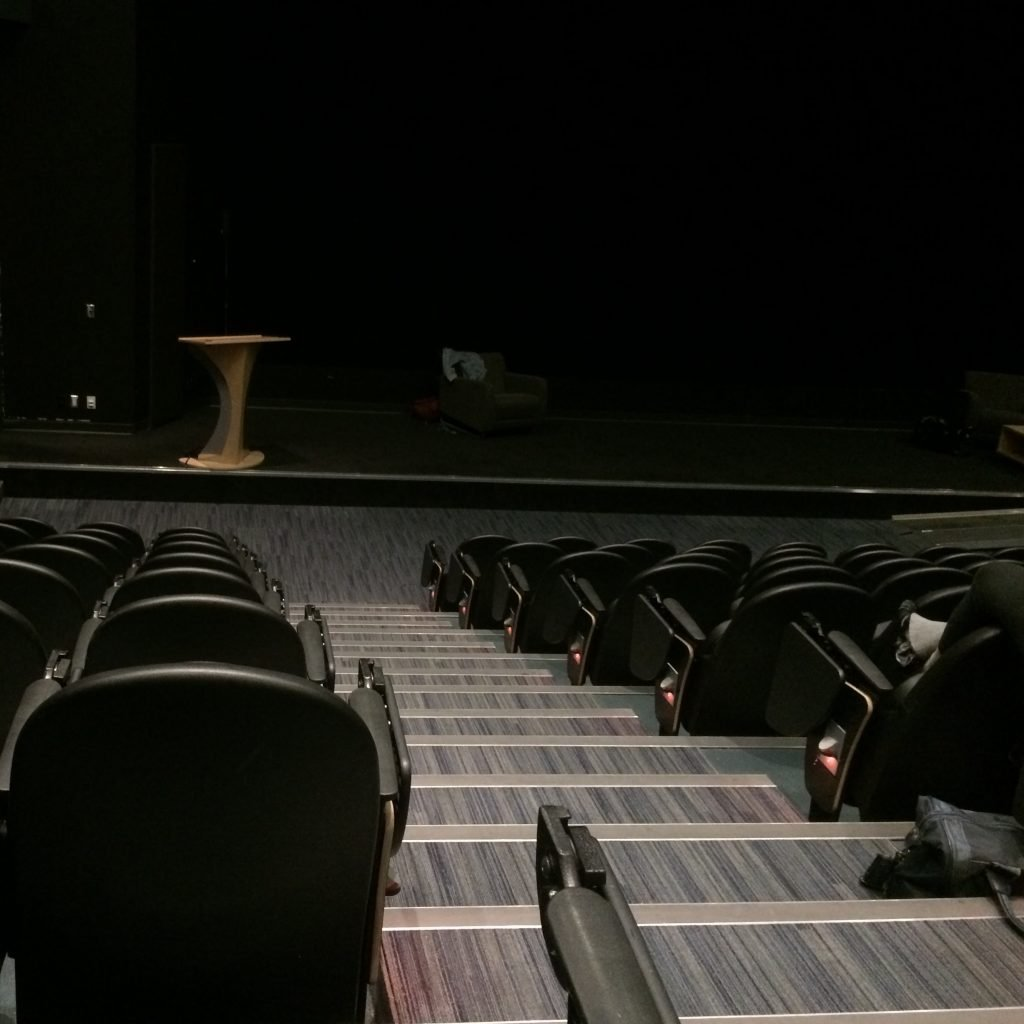 The Broken English Podcast discusses returning to theatres during COVID