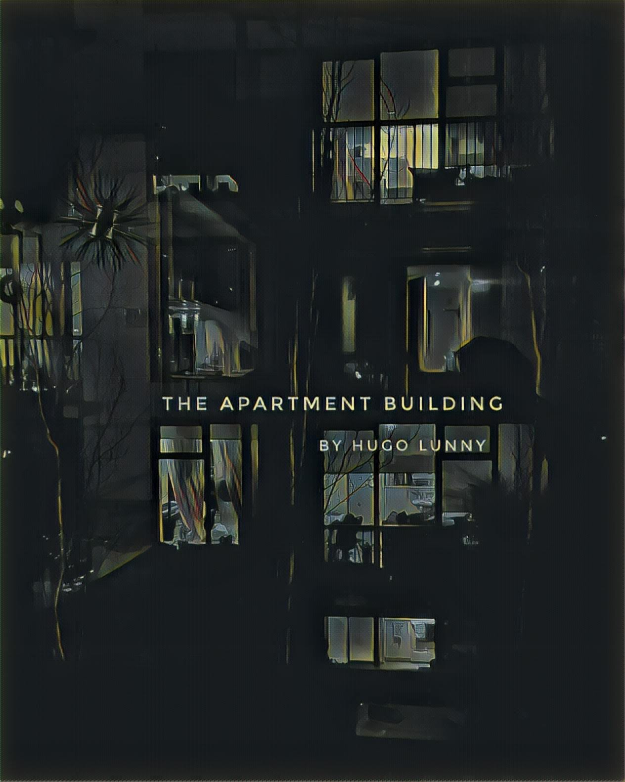 The Apartment Building screenplay